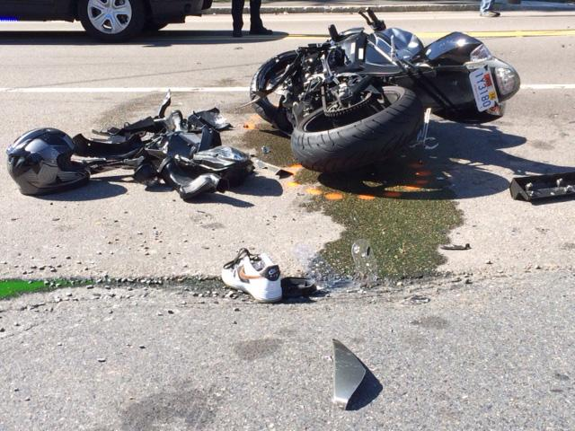 Motorcycle Accidents and Motorcycle Insurance